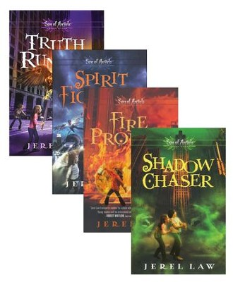 Son of Angels: Jonah Stone Series, Volumes 1-4   -     By: Jerel Law