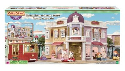 Calico Critters, Grand Department Store  -