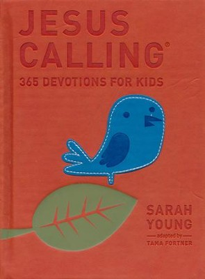 Jesus Calling: 365 Devotions for Kids: Deluxe Edition - Slightly Imperfect  -     By: Sarah Young