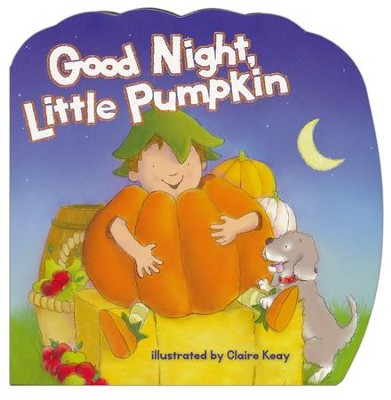 Good Night, Little Pumpkin  -