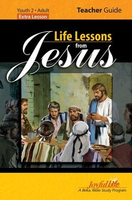 Joyful Life Summer 2014 Adult/Youth 2 Bible Study Extra  Lesson (14th Sunday) Teacher Guide    -