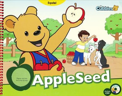 Manuales de Cubbies de AppleSeed (AppleSeeds Handbook)   -