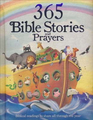 365 Bible Stories  -     By: Parragon Books