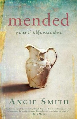 Mended - eBook  -     By: Angie Smith