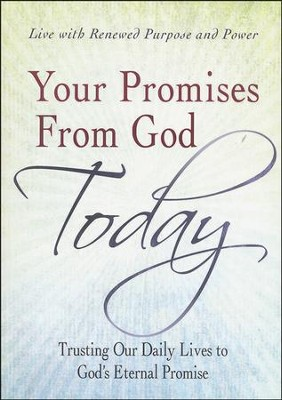 Your Promises from God Today  -