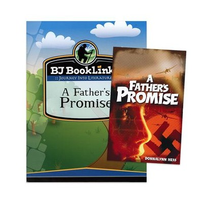 BJU BookLinks Grade 6: A Father's Promise, Teaching Guide & Novel    -