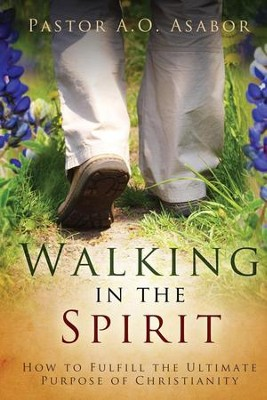 Walking in the Spirit: How to Fulfill the Ultimate Purpose of Christianity  -     By: Pastor A.O. Asabor