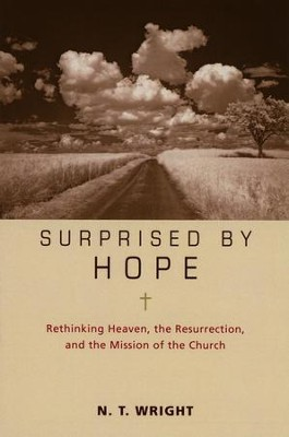 Surprised by Hope, Participant's Guide  -     By: N.T. Wright