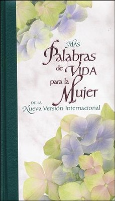 M&#225s Palabras de Vida para la Mujer  (More of God's Words of Life for Women)  -