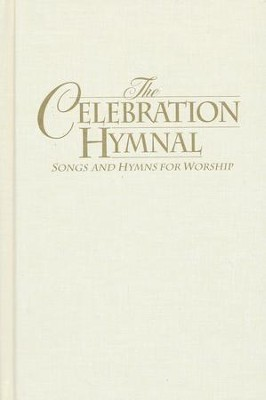 The NIV Celebration Hymnal, Ivory  -