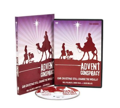 Advent Conspiracy, Study Pack   -     By: Rick McKinley, Chris Seay, Greg Holder