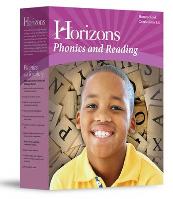 Horizons Phonics & Reading Grade 3 Set  -