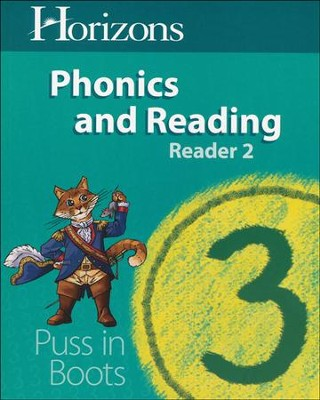 Horizons Phonics & Reading Grade 3 Student Reader 2  -