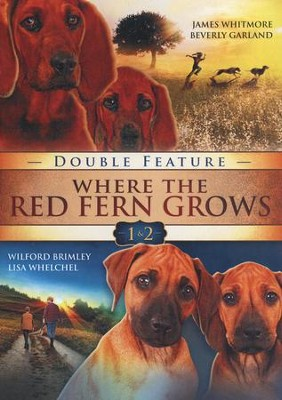 Where the Red Fern Grows: Special Edition, Double Feature DVD    -