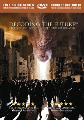 Decoding the Future: Book of Revelation - Part 4: Episodes 13-20  [Streaming Video Purchase] -     By: Brent Miller
