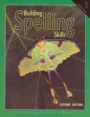 Building Spelling Skills Book 1, 2nd Edition, Grade 1   -