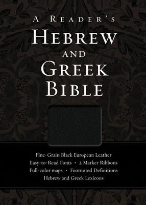 A Reader's Hebrew and Greek Bible   -     By: A. Philip Brown II, Bryan W. Smith, Richard J. Goodrich