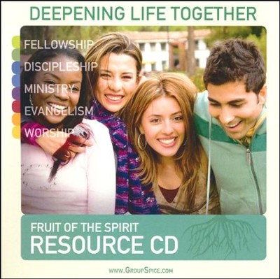 Fruit of the Spirit Resource CD-ROM   -