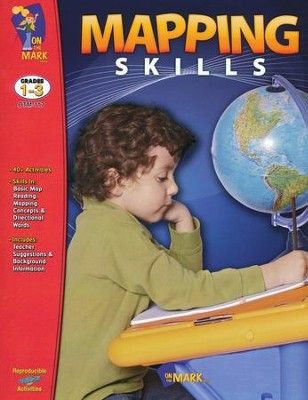 Mapping Skills Gr. 1-3 - PDF Download  [Download] -