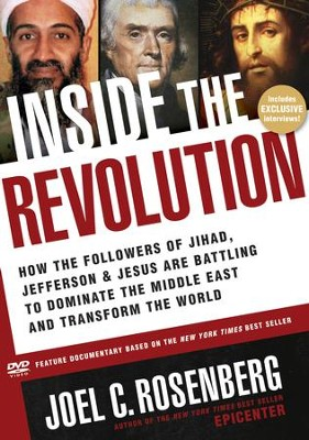 Inside the Revolution, DVD   -     By: Joel C. Rosenberg