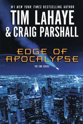 Edge of Apocalypse HC  - Slightly Imperfect  -