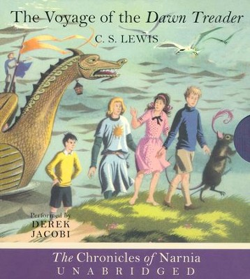 Voyage of the Dawn Treader Low Price CD , Unabridged  -     Narrated By: Derek Jacobi     By: C.S. Lewis
