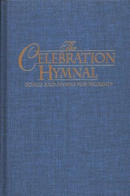 The Celebration Hymnal, Blue   -