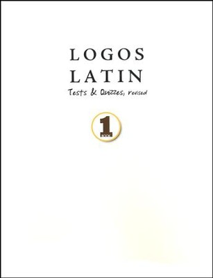 Logos Latin 1 Tests & Quizzes   -     By: Julie Garfield
