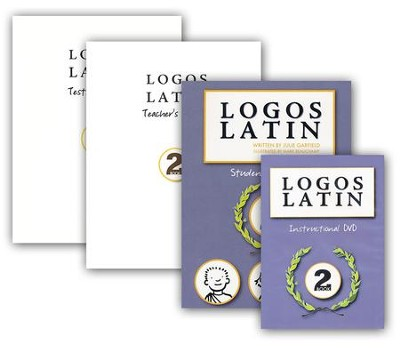 Logos Latin 2 Complete Package   -     By: Julie Garfield