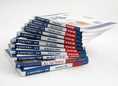 A History of US: 11 Volume Set, Revised Third Edition   -     By: Joy Hakim