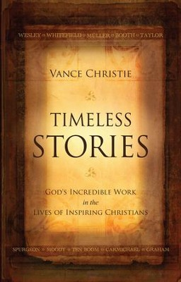 Timeless Stories - eBook  -     By: Vance Christie