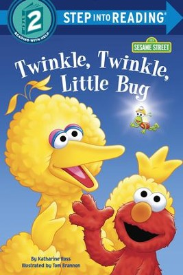 Twinkle, Twinkle, Little Bug (Sesame Street) - eBook  -     By: Katharine Ross