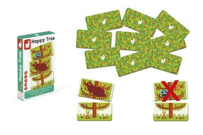 Happy Tree Memory Game  -