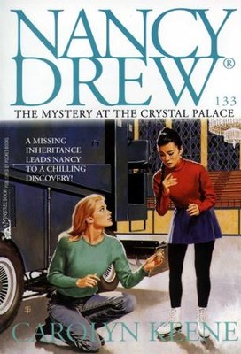 The Mystery at the Crystal Palace - eBook  -     By: Carolyn Keene