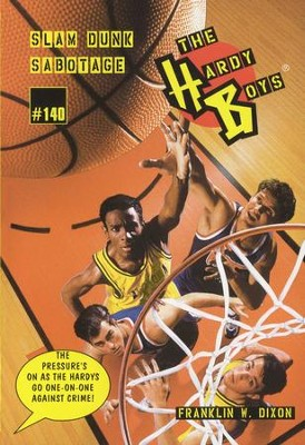 Slam Dunk Sabotage - eBook  -     By: Franklin W. Dixon