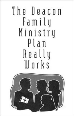 The Deacon Family Ministry Plan Really Works (Booklet)   -     By: Charles Chandler