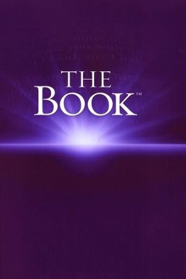 The Book, NLT, hardcover   -
