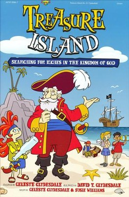 Treasure Island: Searching for Riches in the Kingdom of God (Choral Book)  -     By: Celeste Clydesdale, David T. Clydesdale