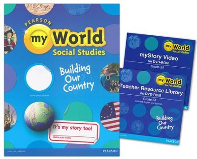 myWorld Social Studies Grade 5 Homeschool Bundle -