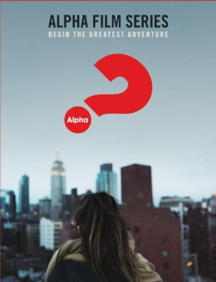 Alpha Film Series DVD  -     By: Alpha