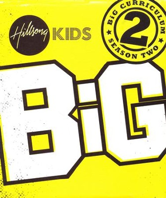 Hillsong 12-Month Big Collection Season 2--Children's Ministry DVD Curriculum  -