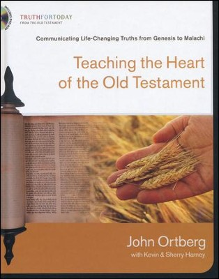 Teaching the Heart of the Old Testament: Communicating Life-Changing Truths from Genesis to Malachi - Slightly Imperfect  -