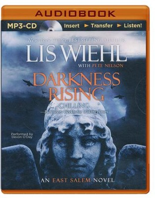 #2: Darkness Rising - unabridged audio book on MP3-CD  -     By: Lis Wiehl