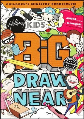 Draw Near BiG Children's Ministry DVD Curriculum, Season 3   -