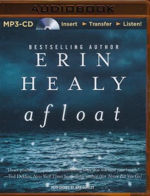 Afloat - unabridged audio book on MP3-CD  -     By: Erin Healy