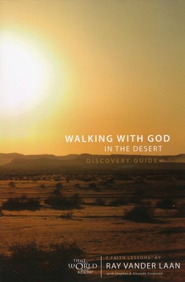 Walking With God In The Desert Discovery Guide, Faith Lessons  Volume 12 - Slightly Imperfect  -