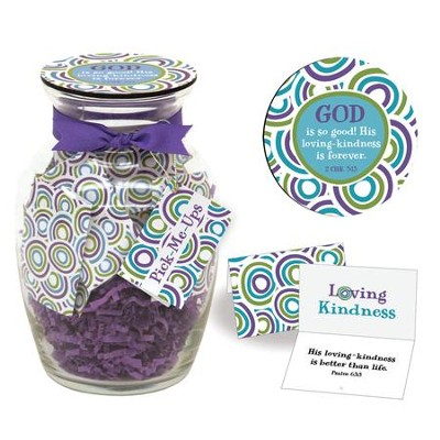 Loving Kindness, Pick-Me-Up Jar  -