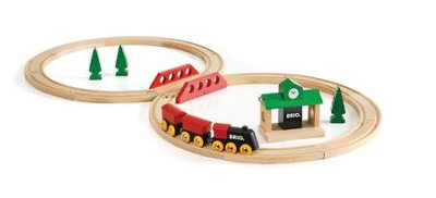 Classic Figure 8 Train Set  -