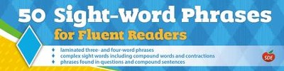 50 Sight-Word Phrases for Fluent Readers  -