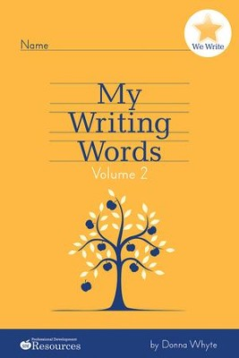 My Writing Words, Volume 2 (Pack of 10)   -